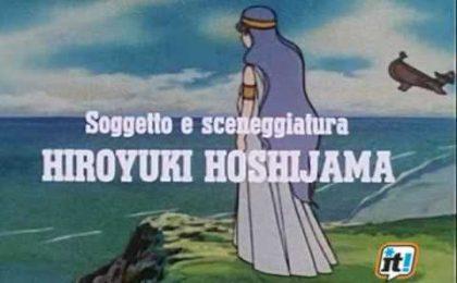 Moby Dick 5: la serie anime da domani su Man-Ga