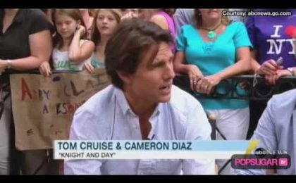 """Casa TomKat"", un reality su Tom Cruise e Katie Holmes?"