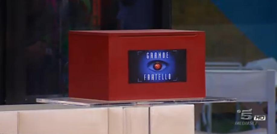 Sesta puntata, scatola rossa