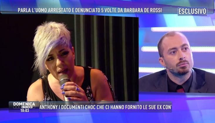 Villa contro ex De Rossi