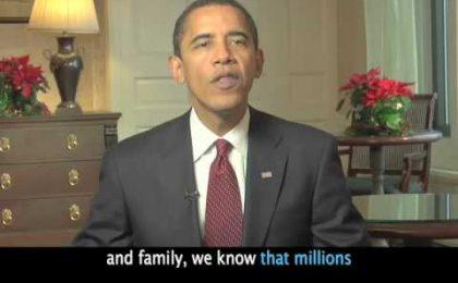 Natale 2008, i messaggi di Obama e di Elisabetta II
