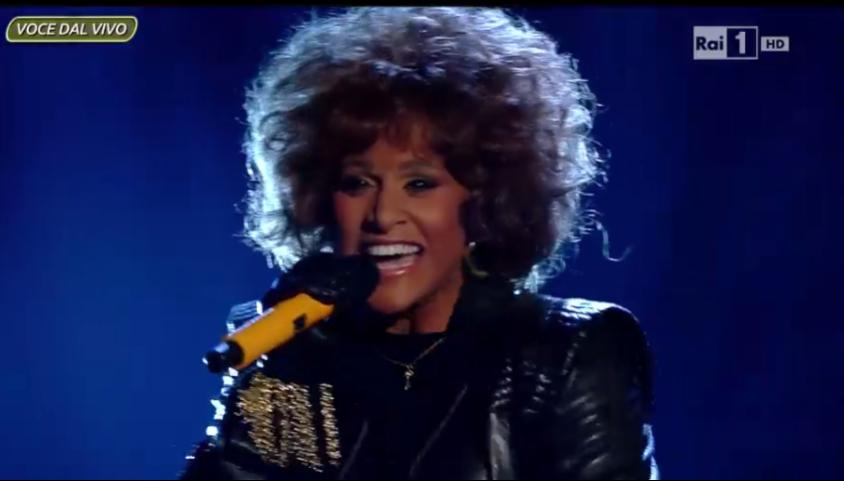 Whitney Houston imitata da Karima a Tale e Quale Show 2015