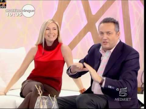 Federica Panicucci: La Pupa e Il Secchione è mio