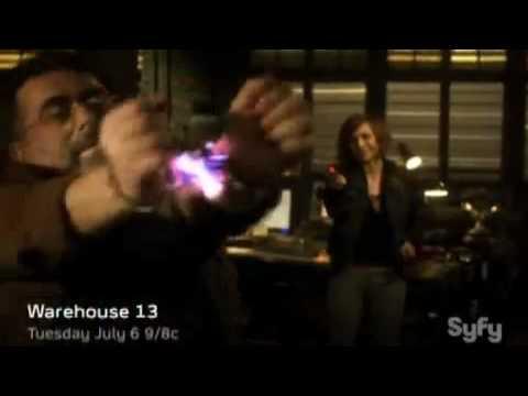 Warehouse 13 rinnovata per una terza stagione!