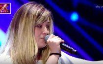 X Factor 9, Eleonora Anania incanta i giurati con Sally di Vasco Rossi