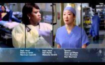 Greys Anatomy 8, altro crossover con Private Practice 5 e Caterina Scorsone. Gli spoiler di Shonda Rhimes