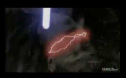 Lost, la battaglia finale in versione Star Wars