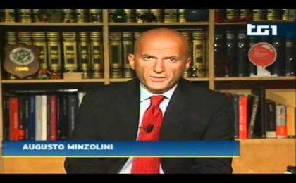 Rai, il Tg1 contro le intercettazioni: il video dell'editoriale di Minzolini