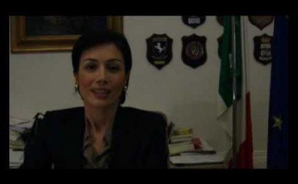 Mara Carfagna, video messaggio sulla relazione con Italo Bocchino