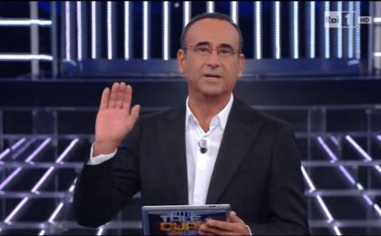 Tale e Quale Show 5, quinta puntata 9 ottobre in diretta su Rai 1: vince Cicchella con Francesco Renga [Live]