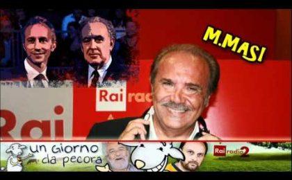 Mauro Masi, 'liberatosi' della Rai, sfida Santoro (che parla da DG)