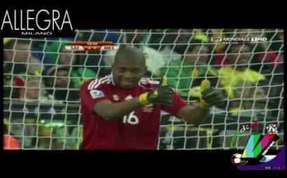 Mondiali Calcio 2010, gli highlights della prima giornata