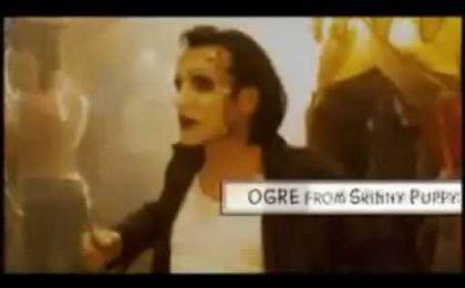Paris Hilton, video di Repo-The genetic opera
