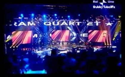 XFactor, Aram Quartet: adesso è il nostro turno