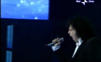 Sanremo 2012, i Big: Francesco Renga 'La Tua Bellezza' (testo e video ufficiale)