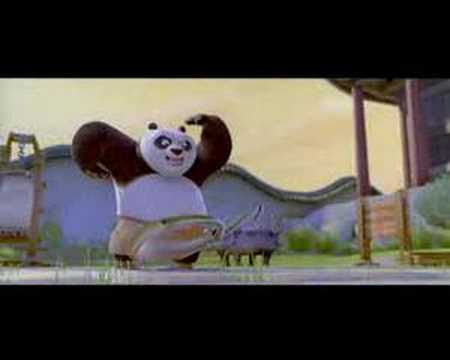 Cartoon, Kung Fu Panda 2 sarà un Pandamonium