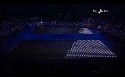 Olimpiadi 2008, la cerimonia d'apertura (video)