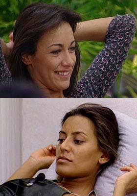 GF 7 – eliminate Melita e Sonia