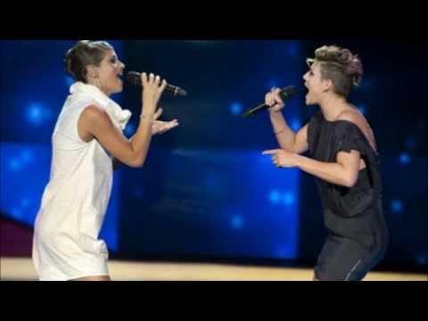 Sanremo 2012, Emma e Alessandra Amoroso: duetto strepitoso in anteprima audio
