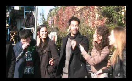 Buon Anno da I Cesaroni 5 con le prime immagini dal set (video)