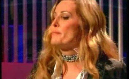 Annozero, Daniela Santanchè insultata durante una pausa