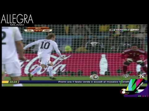 Auditel 16 giugno 2010: in 7 mln per la sconfitta del Sudafrica contro l'Uruguay