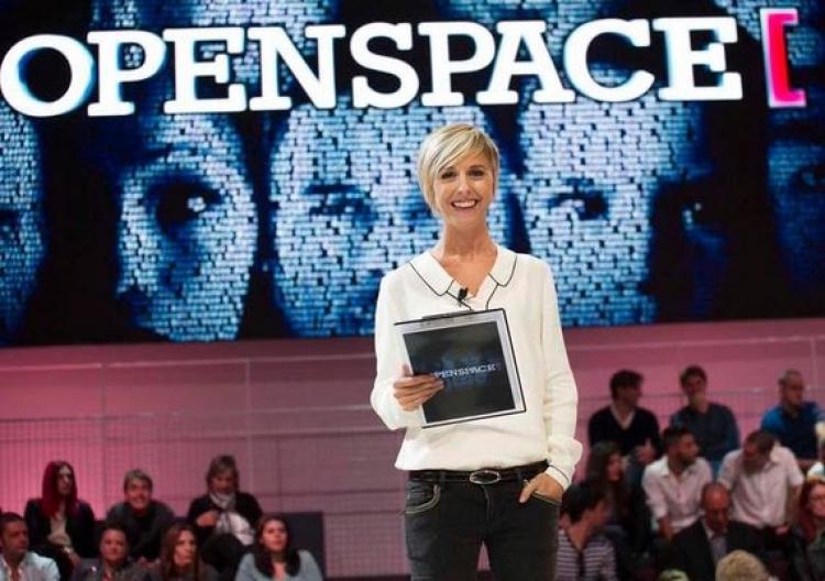 Open Space e 'La grande magrezza': la modella lascia lo studio