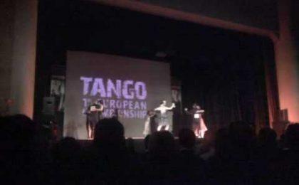 Daniele Battaglia si dà al Tango