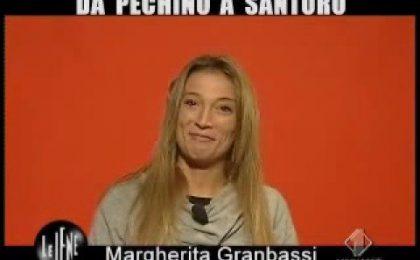 Margherita Granbassi lascia l'Arma dei Carabinieri