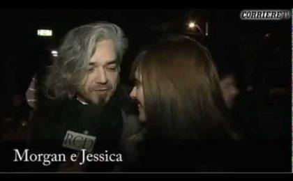 Morgan e Jessica Mazzoli di X Factor 5: è ufficialmente amore (video)