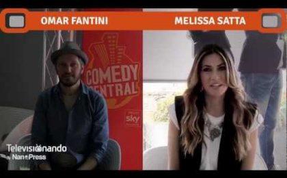Melissa Satta e Omar Fantini si confessano in un'intervista doppia per Amici@Letto 2