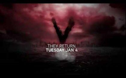 V- Visitors, Diana Badler parla della seconda stagione
