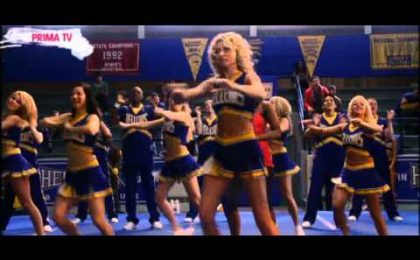 Hellcats: Ashley Tisdale e le sue cheerleader sbarcano su Mya