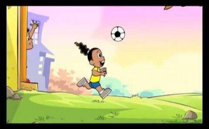 Ronaldinho Gaucho's Team: ogni sabato e domenica mattina su DeaKids