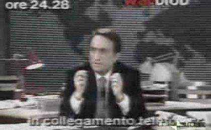 Studio Aperto, 20 anni fa il primo tg Mediaset in diretta