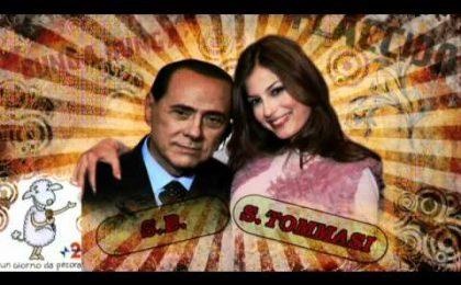 Sara Tommasi e gli sms a Berlusconi