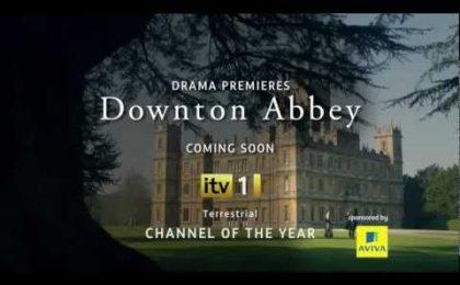 Downton Abbey, in autunno Rete 4 trasmetterà la seconda stagione [VIDEO]