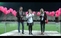 GF 11, Ferdinando Giordano acclamato a Salerno (video esclusivo)