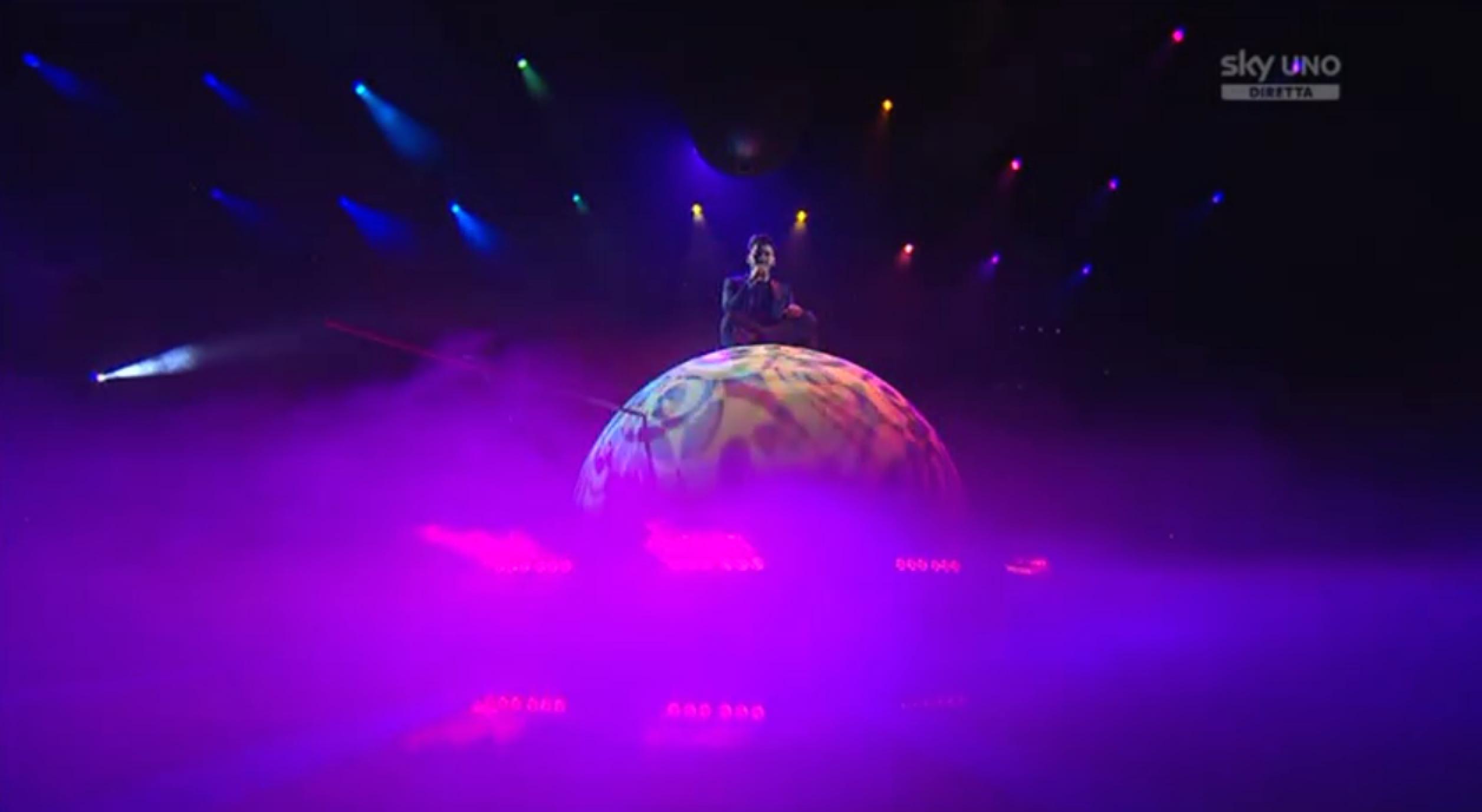 12 Leonardo Marius al quarto Live Show