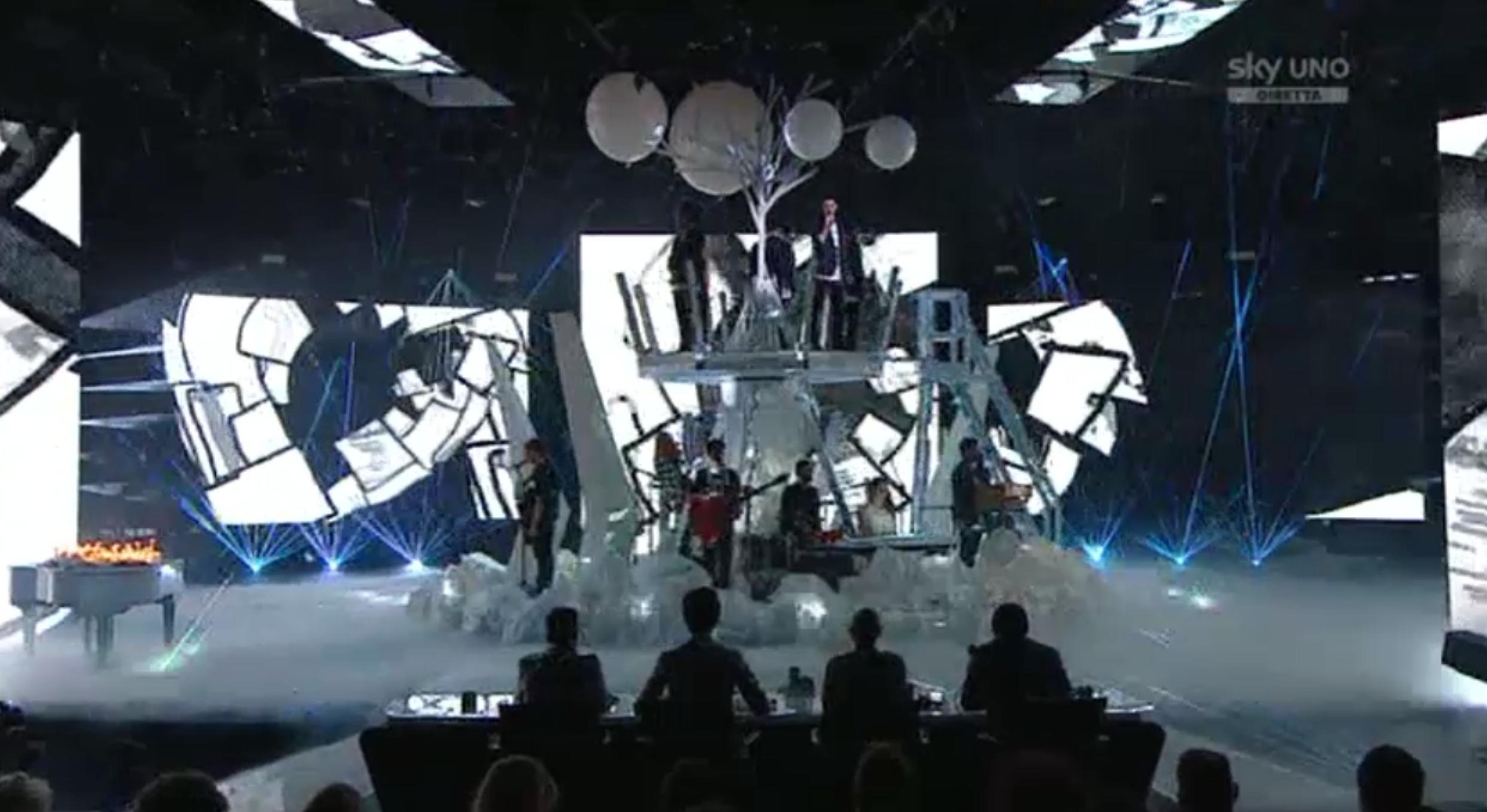 3 La prima manche del quinto Live Show
