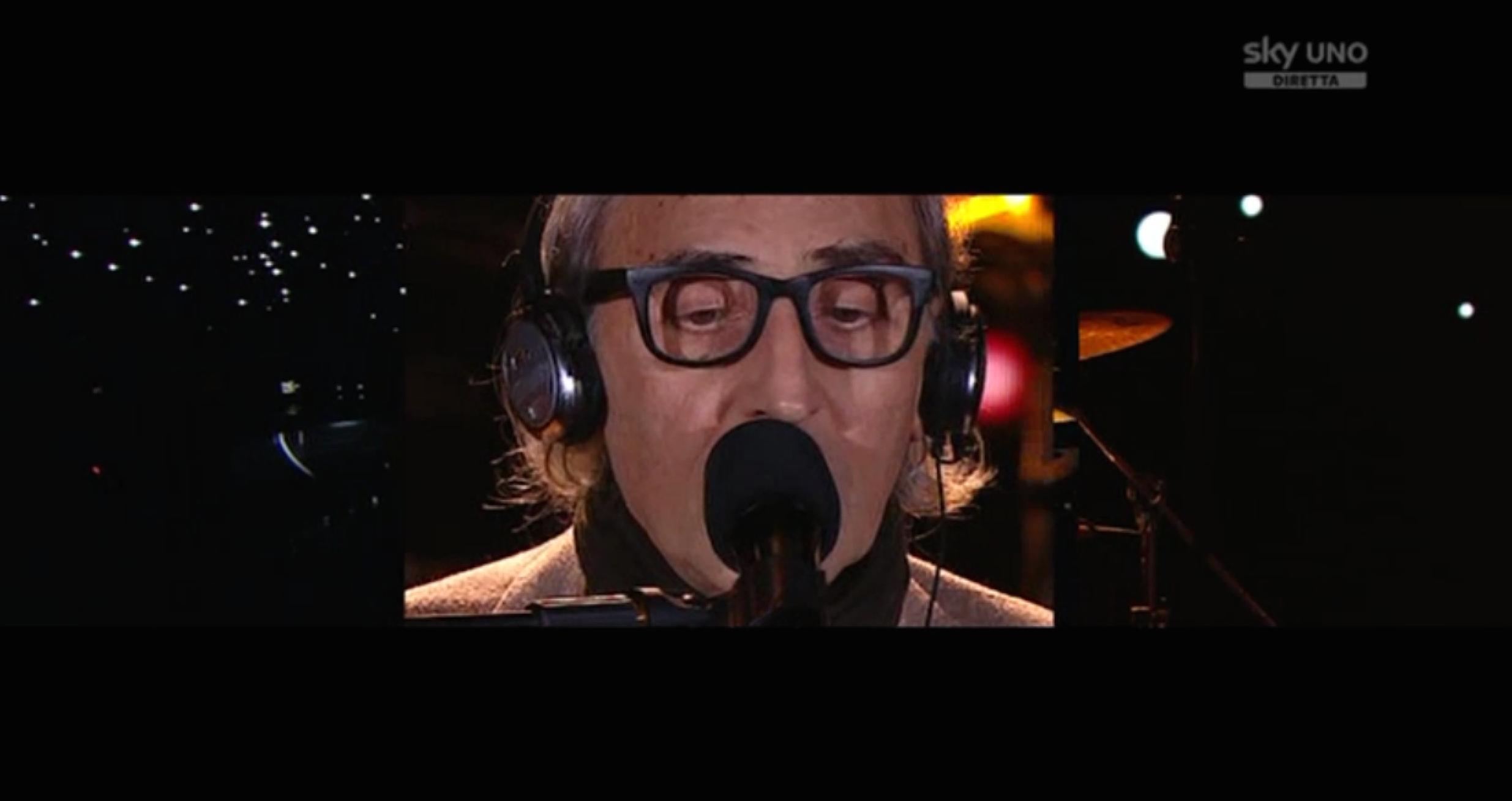 4 Franco Battiato al quinto Live Show
