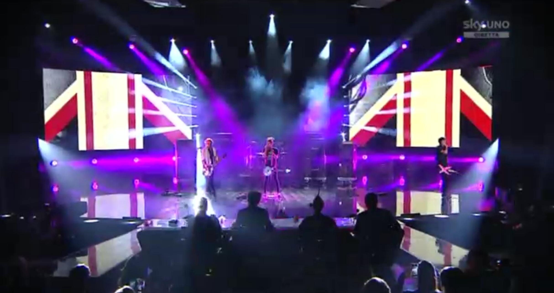 8 I 5 Seconds Of Summer al quarto Live Show