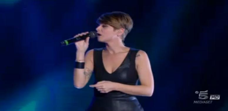 Alessandra Amoroso ospite di Canale5