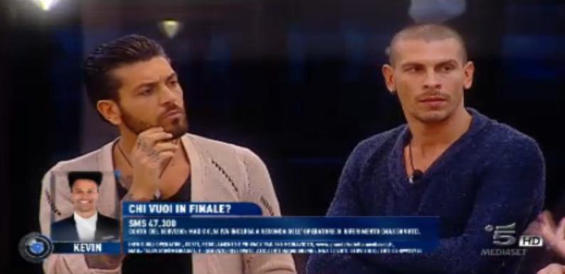 Alessandro litiga con Federica