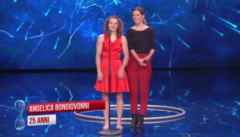 Angelica Bongiovonni, chi è