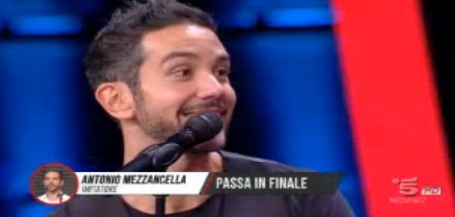 Antonio Mezzancella finalista
