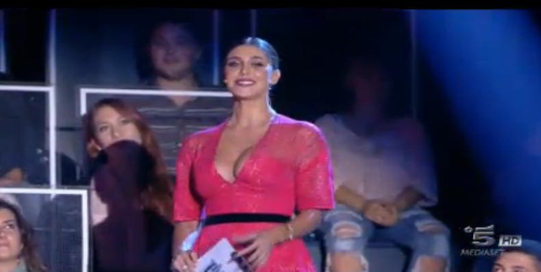 Belen Rodriguez, semifinale Tu sì que vales 2