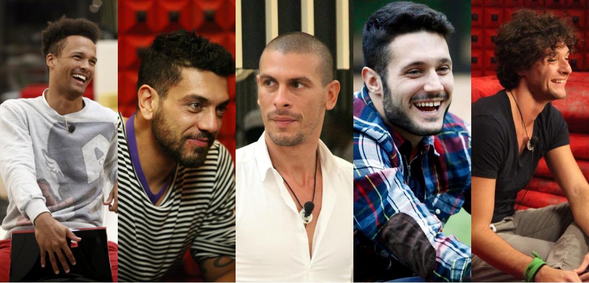 Candidati finalisti GF14