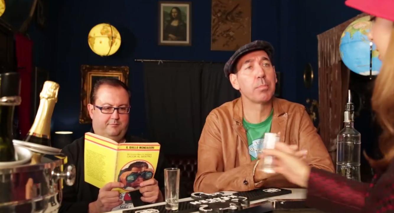 Fabio e Mingo: Luciano, l'amaro quotidiano è il nuovo programma dopo Striscia la notizia