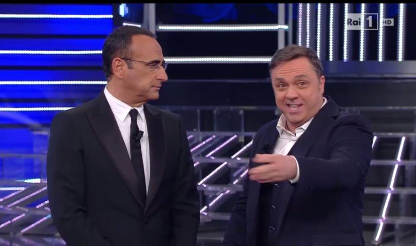 Gabriele Cirilli, finale Tale e Quale Show